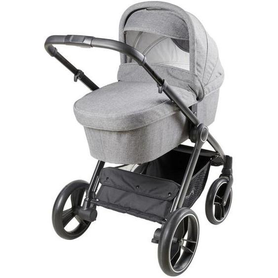 My Baby Lou Kinderwagen Grado Basic Grau , Metall , 63x103x100.5 cm