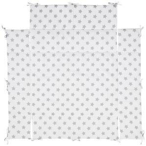 LAUFGITTEREINLAGE Grey Stars 100/75 cm