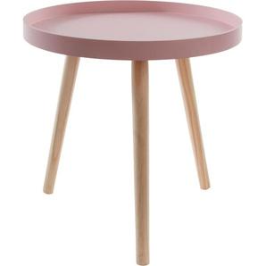 my Flair Beistelltisch Sanne B/H/T: 40 cm x 44 rosa Beistelltische Tische