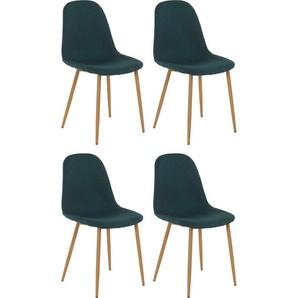 Stühle, Webstoff (2er- oder 4er-Set)