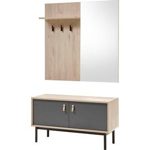 my home Garderoben-Set, beige