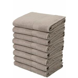 Handtücher »Juna«, my home, im Vorteilspack (8 Stück)