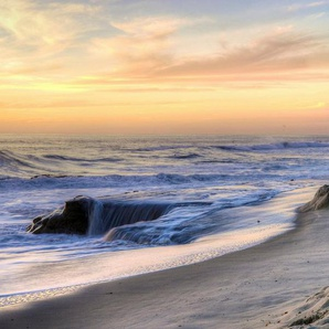 my home Kunstdruck »MAYO / La Jolla sunset«