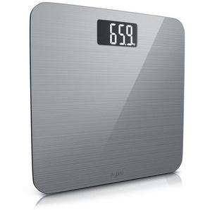 Mybeo digitale Personenwaage »6mm Sicherheitsglas / LCD-Display / max. 180 kg«