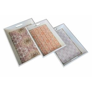 Home affaire Tablett, 3er-Set