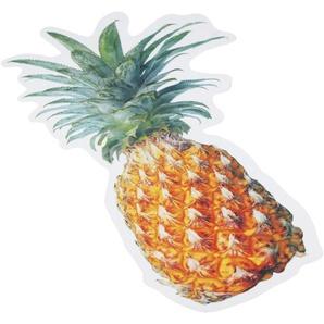 MYSPOTTI Duscheinlage »Klebefliese stepon Happy Pineapple«, Klebefliese, Antirutsch-Aufkleber
