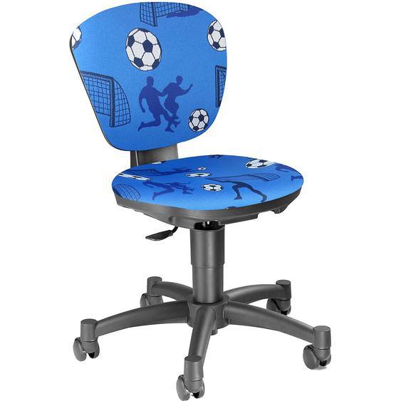 myToys-COLLECTION Drehstuhl Ergokid 15 Jet Soccer blau
