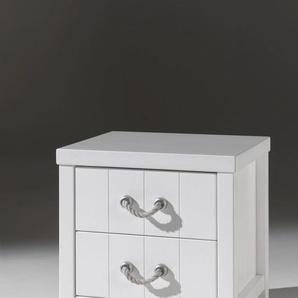 Nachttisch »Lewis«, mit Schubkästen, FSC®-zertifiziert, Vipack