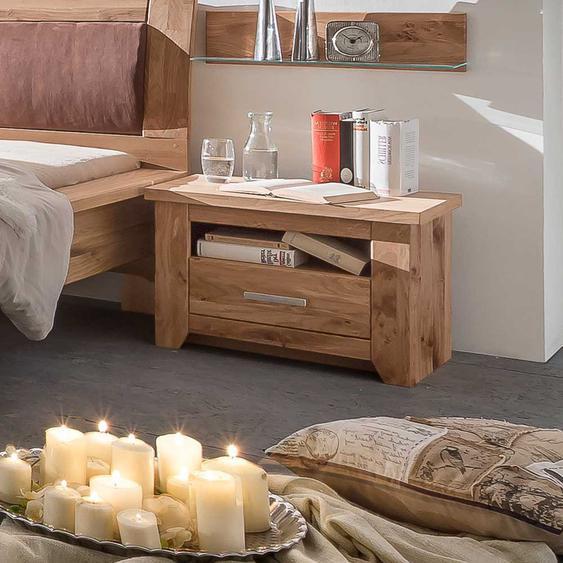 Nachttisch aus Eiche 60 cm