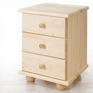 Nachttisch Kaniel mit 3 Schubladen