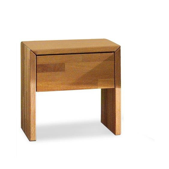 Nachttisch, Kernbuche, Holz