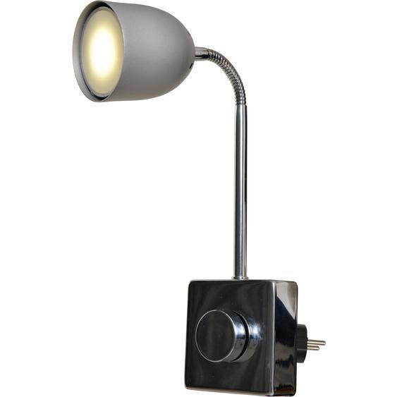Näve LED-Steckerspot Blagg Aluminium EEK: A