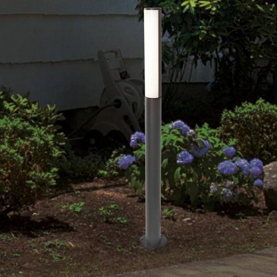 Näve LED-Steh-Außenleuchte Tony Schwarz EEK: A