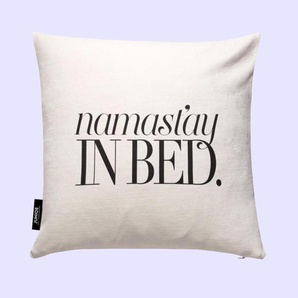 Namastay In Bed- Kissen