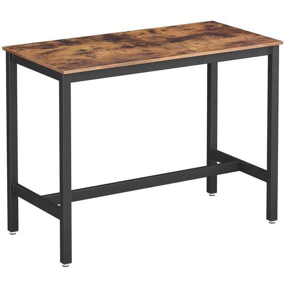 Nancys hölzerner Stehtisch - Vintage Küchentisch - Küchenbar Tische