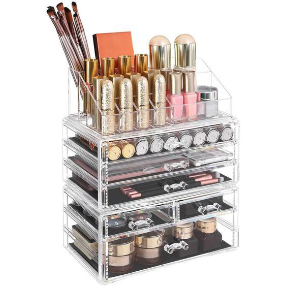 Nancys Make-Up Organizer - Transparent - Aufbewahrung - Make Up Organizer