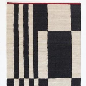 Nanimarquina - Mélange Stripes 1 Teppich - mehrfarbig - 170 x 240 - indoor