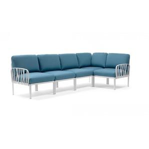 Nardi Loungemöbel Set, Loungemöbel Set,, blau, Polypropylen