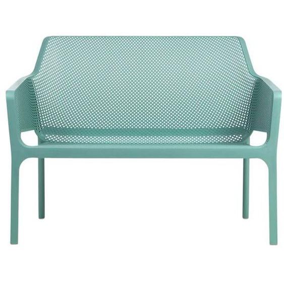 Nardi Net 2-Sitzerbank 116cm Kunststoff Blau