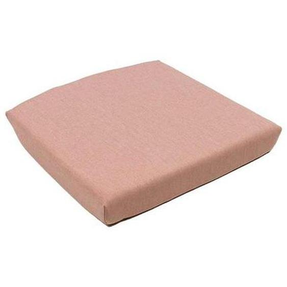 Nardi Net Relax Sitzkissen 57x52,5x8cm Acryl Rot|Rosa
