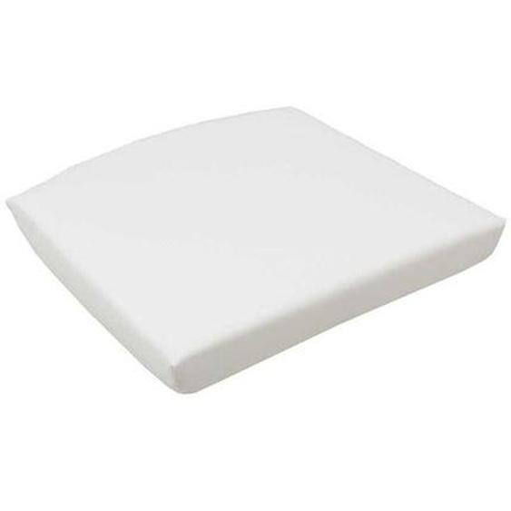 Nardi Net Relax Sitzkissen 57x52,5x8cm Acryl Weiß