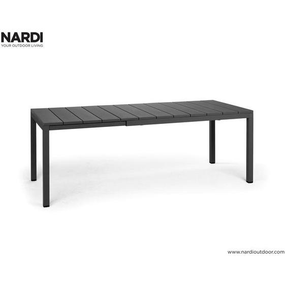 Nardi - Rio 140 Ausziehtisch - anthrazit - outdoor