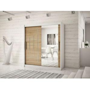Natalie 2 Door Wardrobe