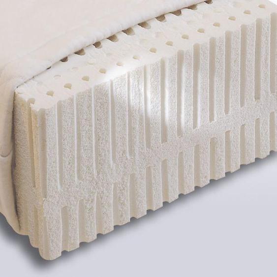 Naturlatex-Matratze SAMAR Comfort, 180x200 cm, H3 bis 90kg, weich