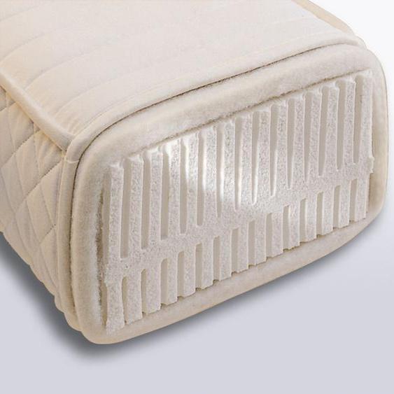 Naturlatex-Matratze SAMAR Premium Plus, 180x200 cm, H3 bis 100kg, weich