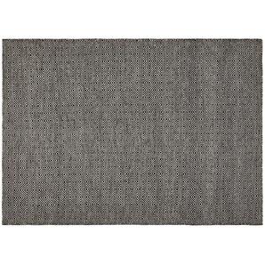 Handwebteppich  Hygge ¦ schwarz ¦ 100% Wolle ¦ Maße (cm): B: 120 Teppiche  Wohnteppiche » Höffner