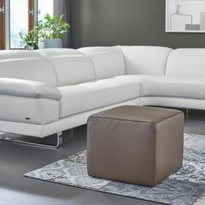 NATUZZI EDITIONS Hocker »Genua«