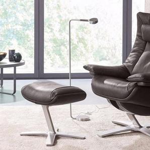 NATUZZI ITALIA Leder Relaxsessel »Re-Vive Queen« inklusive Fußhocker
