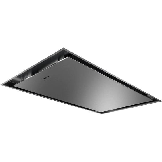 NEFF Deckenhaube I95CAQ6N0, Serie N 50, 90 cm breit A (A++ bis E) Einheitsgröße silberfarben Dunstabzugshauben SOFORT LIEFERBARE Haushaltsgeräte
