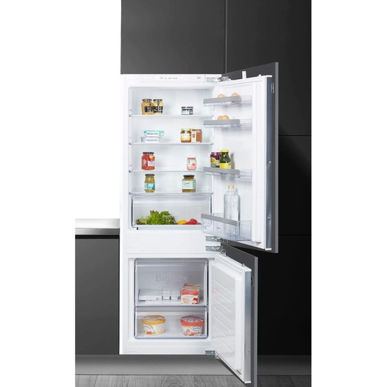 NEFF Einbaukühlgefrierkombination KI5772FF0, N 50 F (A bis G) Rechtsanschlag weiß Kühlschränke SOFORT LIEFERBARE Haushaltsgeräte