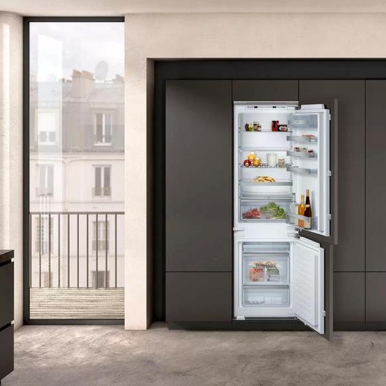 NEFF Einbaukühlgefrierkombination KI6863FE0, N 70 E (A bis G) Rechtsanschlag weiß Kühlschränke SOFORT LIEFERBARE Haushaltsgeräte