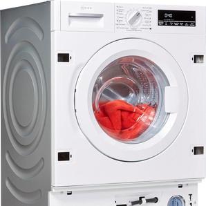NEFF Einbauwaschmaschine WV644 W6440X0, weiß, Energieeffizienzklasse: A+++