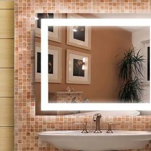 Neonröhren-Spiegel 1000x600 mm
