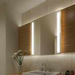 Neonröhren-Spiegel 700x600 mm