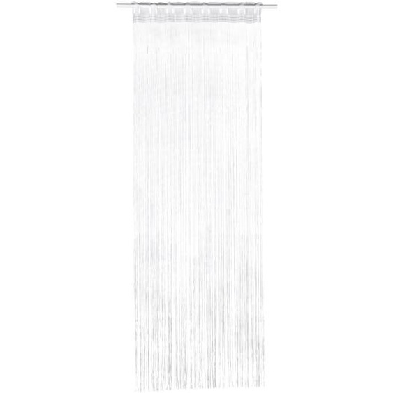 Neusser Collection Fadenvorhang weiß 90 x 245 cm