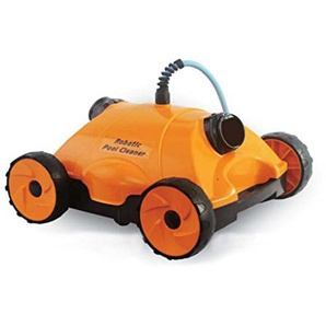 New Plast 0035Hydraulik-automatische Robotic, Orange, 46x 48x 23cm