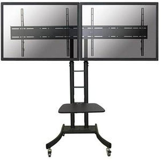NEWSTAR TV-Ständer mit Rollen PLASMA-M2000ED schwarz