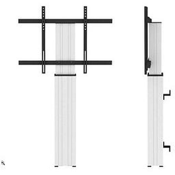 NEWSTAR TV-Ständer PLASMA-W2250 silber