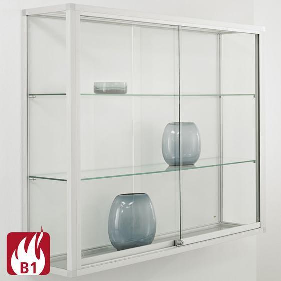 NICE Brandschutz-Wandvitrine mit Schiebet�ren, b102-202xt30xh102cm