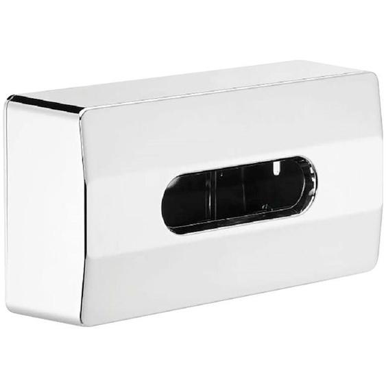 NIE WIEDER BOHREN Feuchttücherbox »Pro V2«, hochglanzverchromt