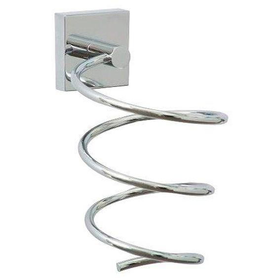 Nie wieder bohren »Pro 030« Haartrocknerhalter, (Durchmesser 10cm)