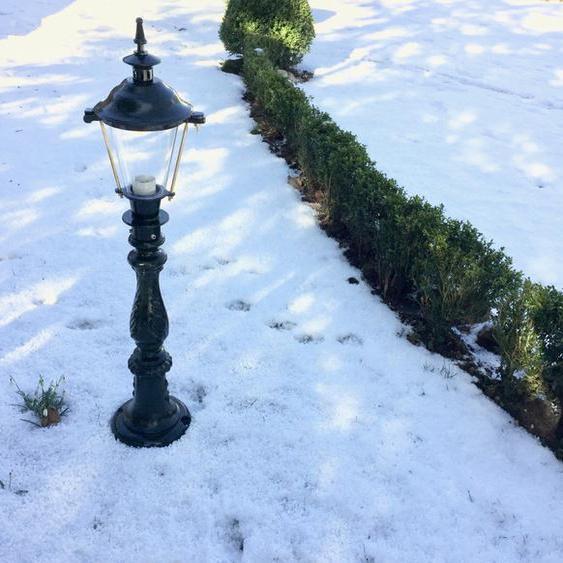 Niedrige Garten Lampe Aussenleuchte Gartenweg Draussenlampe Standlampe - H.89 cm