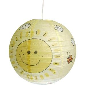 niermann LED Nachtlicht »Sunny«, Bundle Sunny (Set), 1 x Steckernachtlicht, 1 x Papier-Pendelleuchte