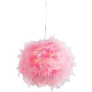 Nino Leuchten Pendelleuchte 1-flammig DUCKY pink
