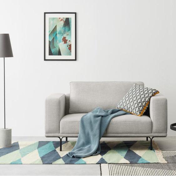 Nocelle 2-Sitzer Sofa, Parisgrau