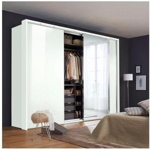 nolte® Möbel Schwebetürenschrank (3-türig) »Marcato 1C« mit Fronten aus Glas und Spiegel